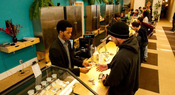 Продажа медицинской марихуаны