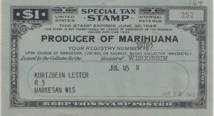 марихуана в сша