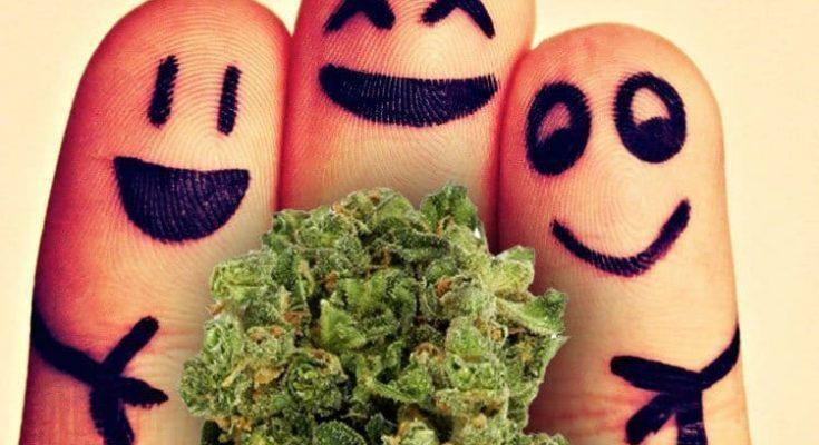 Марихуана и счастье