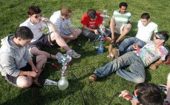 Студенты и марихуана