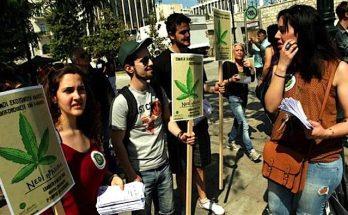 Легализация каннабиса в Греции
