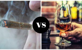 Алкоголь и каннабис